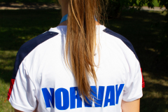 EM for ungdom 2018 Linnea klar til dyst
