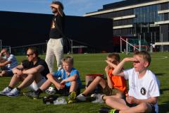 OSSU vant fotballturneringen for barnelagene