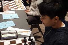 Konsentrasjon før spillestart