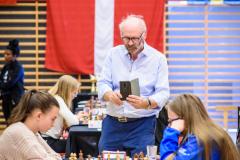 Foto: Alina l'Ami, Nordisk for jenter 2019, Køge, Danmark