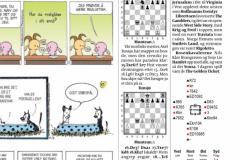 Aftenpostens sjakkspalte